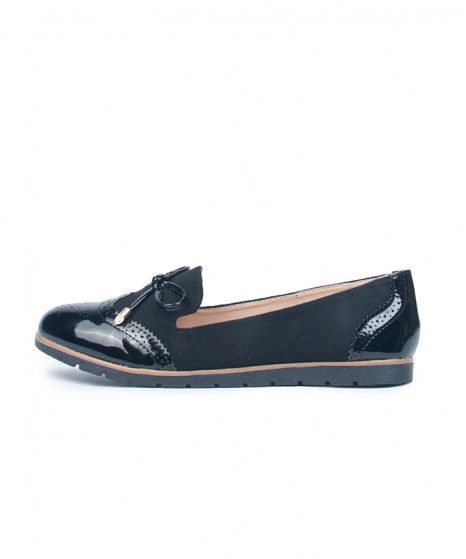 Loaferice Jane crne