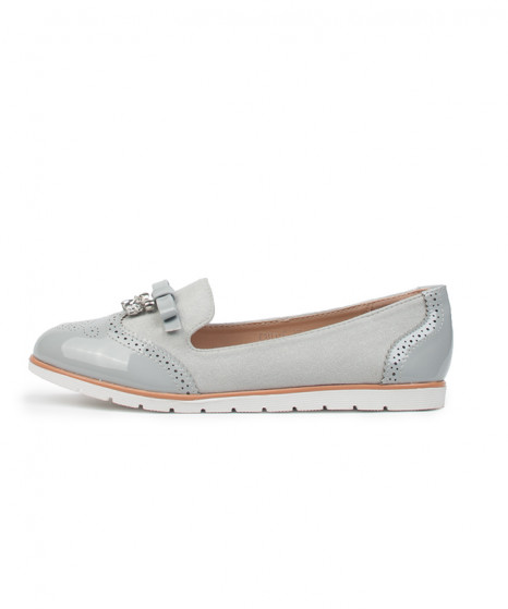Loaferice Jane sive